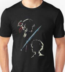 kimi no nawa your name Unisex T-Shirt