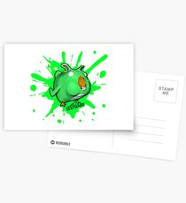 Brutes.io (Chibbit Green) Postcards