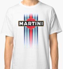 Martini Racing stripe Classic T-Shirt