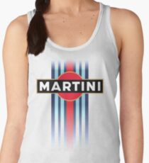 Martini Racing stripe Women's Tank Top