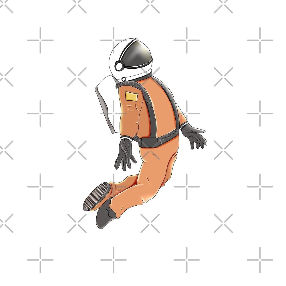 Astroneer Fan Art by SkaryoDrawn