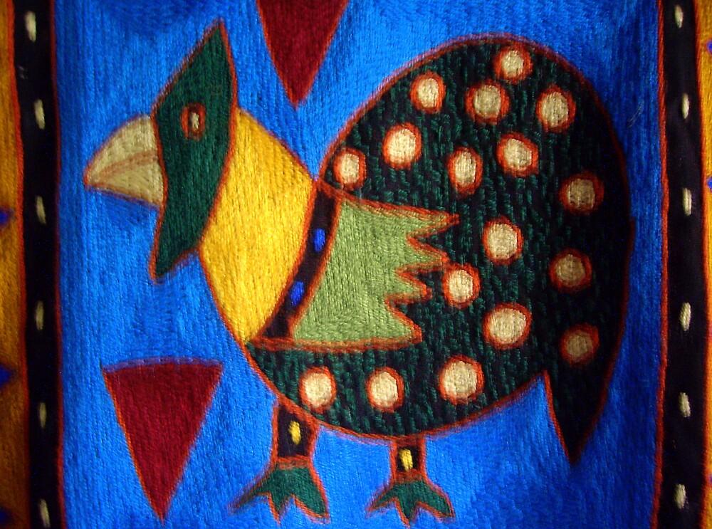 African Bird by lurline