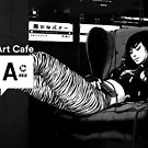Art Cafe Mug by Maciej Kuciara