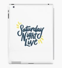 Saturday Night Live iPad Case/Skin