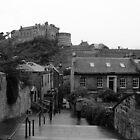 Edinburgh Castle by Johindes