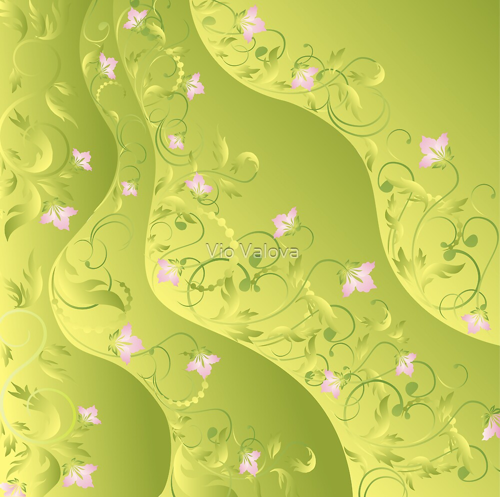 green waves by VioDeSign