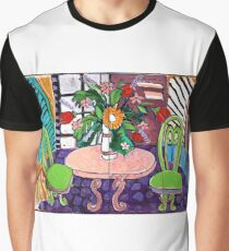 Table for Two Graphic T-Shirt