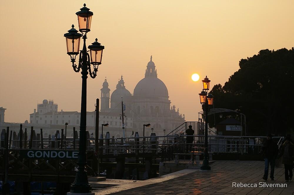 Venetian Sunset by Rebecca Silverman