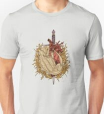 Gilded Dragon Unisex T-Shirt