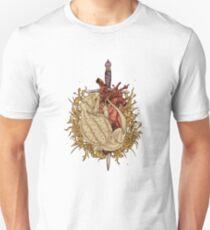 Gilded Dragon Unisex T-Shirt