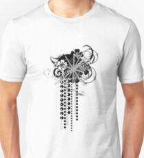 floral grunge Unisex T-Shirt