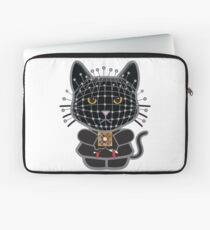 Hellraiser Black Kitty  Laptop Sleeve