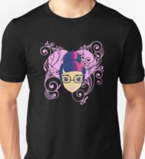 twilight sparkle heart swirls Unisex T-Shirt