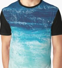 Oceanfront Graphic T-Shirt