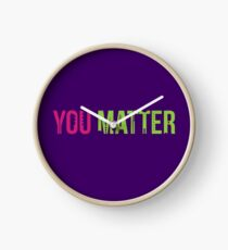 Du bist von Bedeutung Uhr