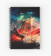 Heavenly Superiors  Spiral Notebook