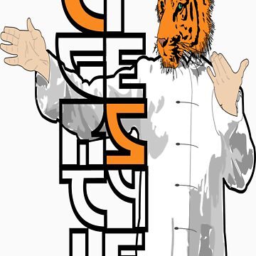 Tiger Style by Teeg