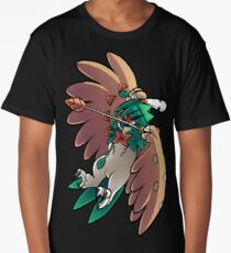 Decidueye Long T-Shirt
