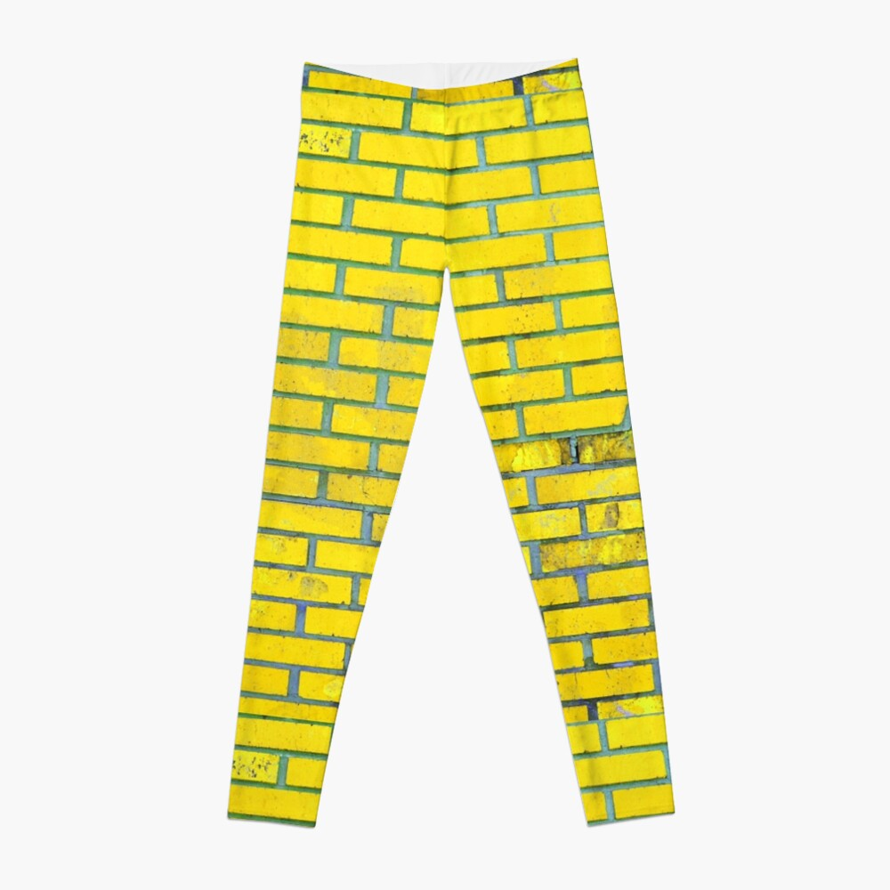 Yellow bricks Leggings
