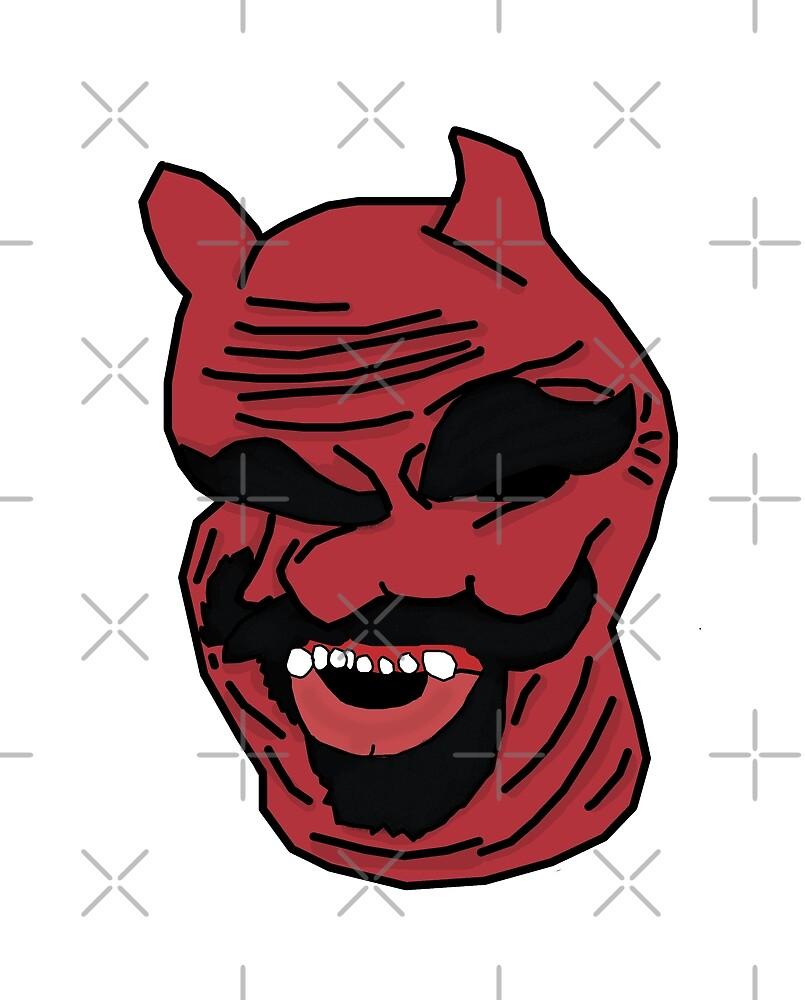 Derp Devil by budmarv2