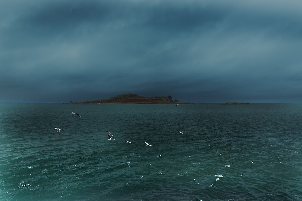 Stormy weather in Howth by PhotosbySylvia