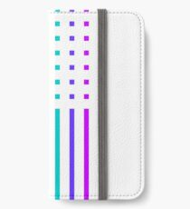 Graphic Rainbow iPhone Wallet