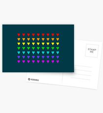 Love Is All Around III Postcards
