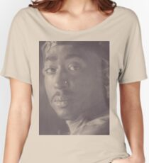 2Pac  Women's Relaxed Fit T-Shirt