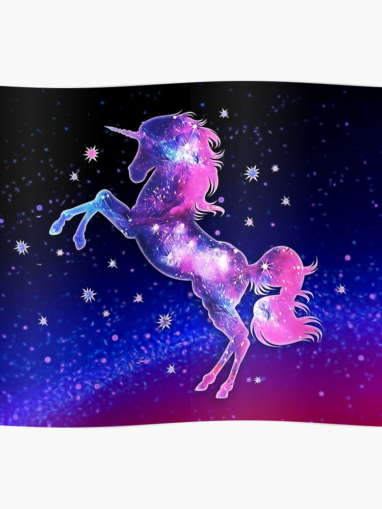 32acf96a4bd8b Cosmic Unicorn, Galaxy Style, Space, Universe, Space