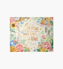 Once upon a time Art Board