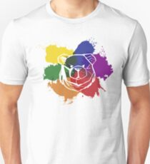 ROBUST BEAR PRIDE LGBT Unisex T-Shirt