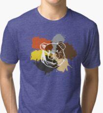 ROBUST BEAR COMMUNITY PRIDE Tri-blend T-Shirt