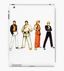 Art of Fighting SNK iPad Case/Skin