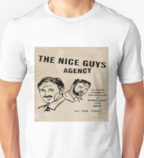 The Nice Guys (March and Healy Ad) Unisex T-Shirt