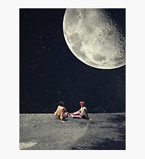 I Gave You The Moon For A Smile Photographic Print
