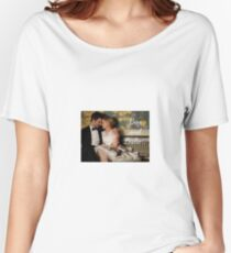 Ben and Leslie Parks and Rec Women's Relaxed Fit T-Shirt