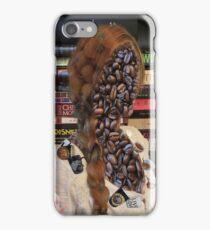 Coffee-Head iPhone Case/Skin