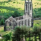 Abandoned Church, Donegal, Ireland by Shulie1