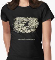 Vince Staples - Shark Fin Women's Fitted T-Shirt