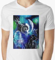 Orphan Black - Cophine spacedust V-Neck T-Shirt