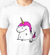 Fat Unicorn Unisex T-Shirt