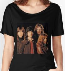 """Badfinger """"Straight Up"""" Women's Relaxed Fit T-Shirt"""