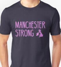 MANCHESTER STRONG Unisex T-Shirt