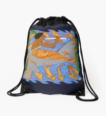 Encantado II Drawstring Bag