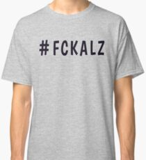 Hashtag FCKALZ in Grey Classic T-Shirt