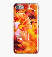LILIES  (CARD) iPhone Case/Skin