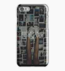 5SOS Good Girls Lyrics iPhone/Samsung Case - 5 Seconds of Summer iPhone Case/Skin