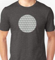 Spaceship Earth Tile Unisex T-Shirt
