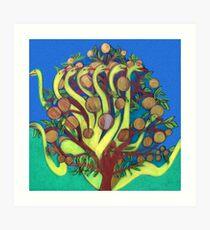 Ladon Art Print