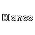 Blanco Bubble Font by alaswell